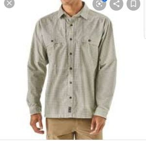 NWT Men's Patagonia Island Hopper shirt